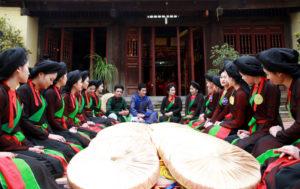 Làng quan họ Bắc Ninh