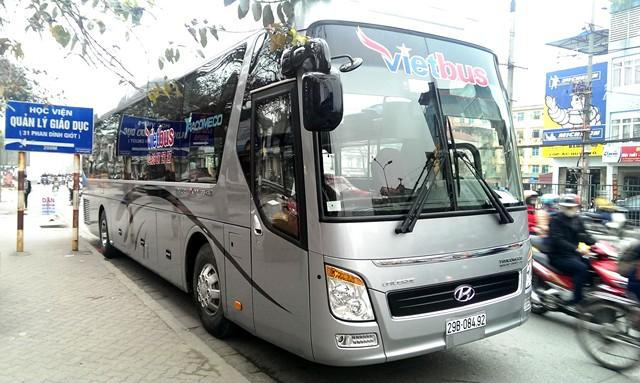 Nhà xe vietbus