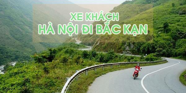Đón xe khách Hà Nội đi Bắc Kạn