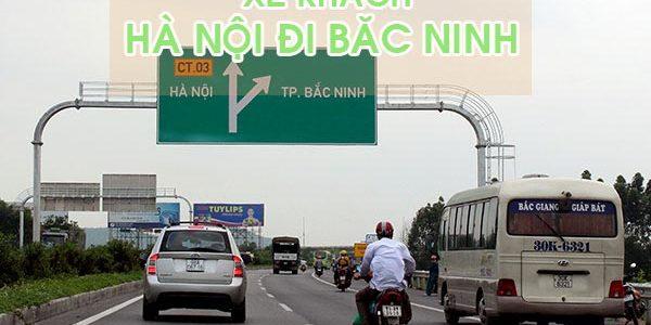Đón xe khách Hà Nội đi Bắc Ninh