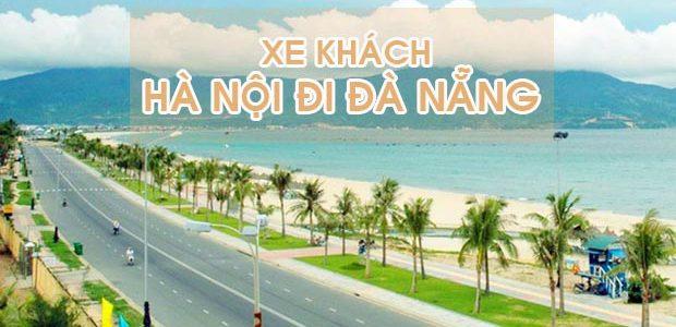 Đón xe khách Hà Nội đi Đà Nẵng