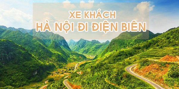 Đón xe khách Hà Nội đi Điện Biên