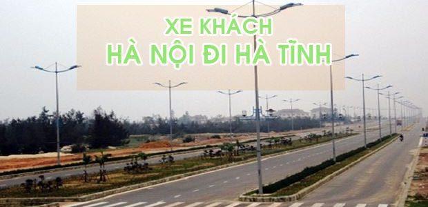 Đón xe khách Hà Nội đi Hà Tĩnh