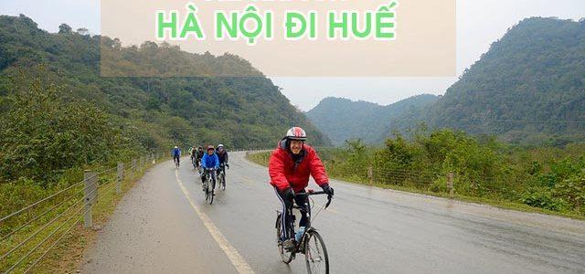 Đón xe khách Hà Nội đi Huế