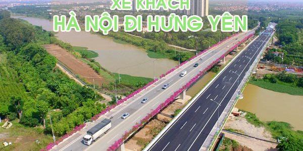 Đón xe khách Hà Nội đi Hưng Yên