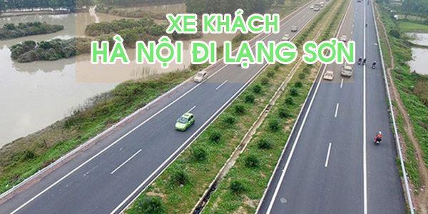 Đón xe khách Hà Nội đi Lạng Sơn