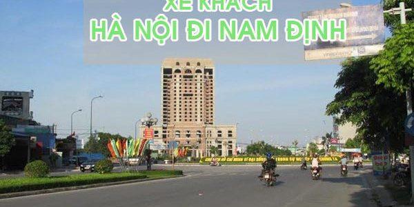 Đón xe khách Hà Nội đi Nam Định