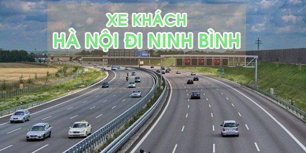 Đón xe khách Hà Nội đi Ninh Bình