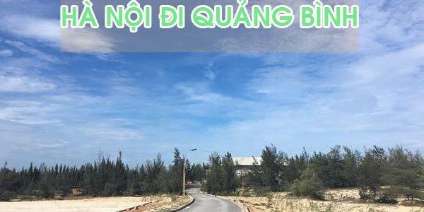 Đón xe khách Hà Nội đi Quảng Bình