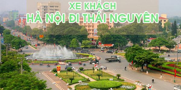 Đón xe khách Hà Nội đi Thái Nguyên