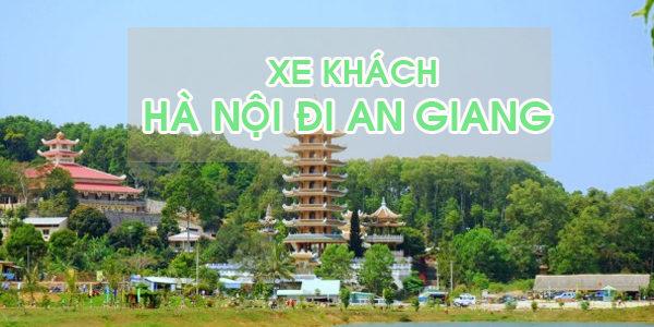 Đón xe khách Hà Nội đi An Giang