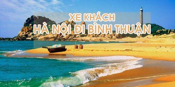Đón xe khách Hà Nội đi Bình Thuận