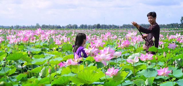 Đón xe khách Hà Nội đi Đồng Tháp