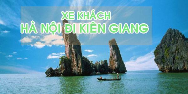 Đón xe khách Hà Nội đi Kiên Giang