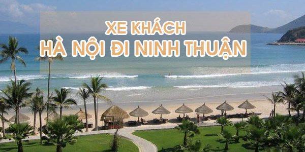 Đón xe khách Hà Nội đi Ninh Thuận