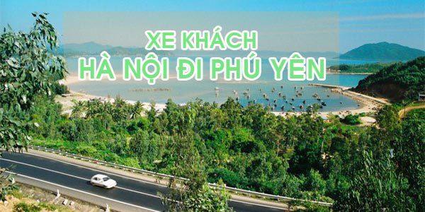 Đón xe khách Hà Nội đi Phú Yên