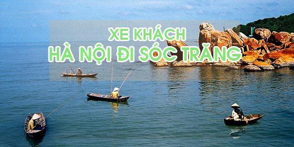 Đón xe khách Hà Nội đi Sóc Trăng