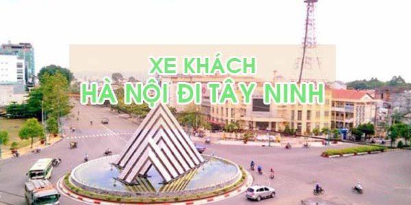 Đón xe khách Hà Nội đi Tây Ninh