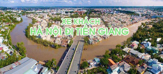 Đón xe khách Hà Nội đi Tiền Giang