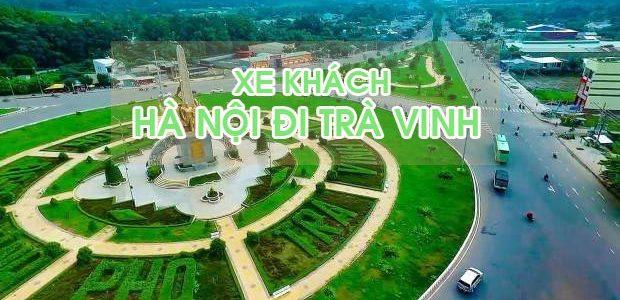 Đón xe khách Hà Nội đi Trà Vinh