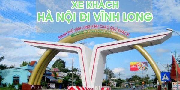 Đón xe khách Hà Nội đi Vĩnh Long