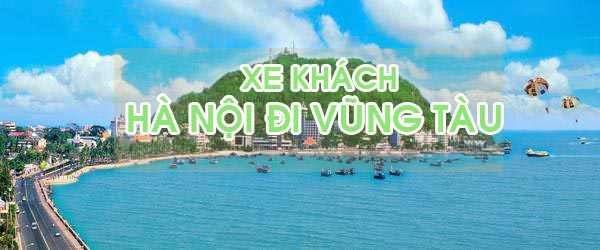 Đón xe khách Hà Nội đi Vũng Tàu