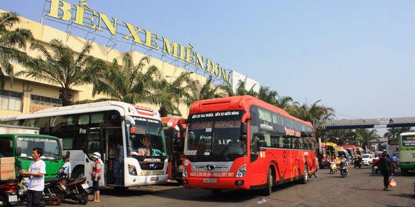 Số điện thoại xe khách Sài Gòn đi Ninh Thuận